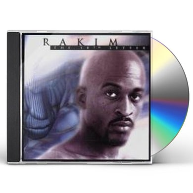 Rakim 18TH LETTER CD