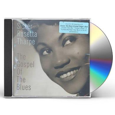 Sister Rosetta Tharpe GOSPEL OF BLUES CD