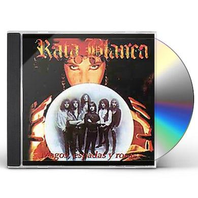 Rata Blanca MAGOS, ESPADAS Y ROSAS CD
