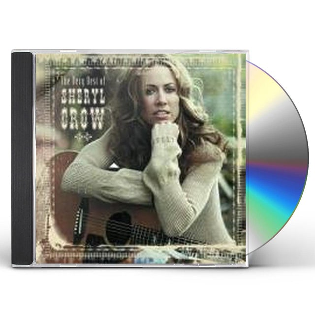 Sheryl Crow VERY BEST OF CD