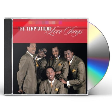 The Temptations LOVE SONGS CD