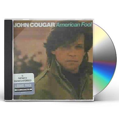 John Mellencamp American Fool (Remastered) CD