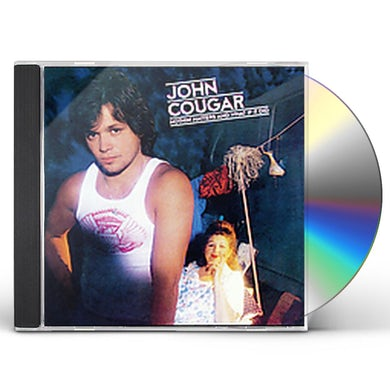 John Mellencamp NOTHIN MATTERS & WHAT IF IT DID1 CD