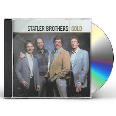 Statler Brothers GOLD CD