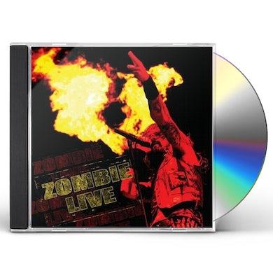 Rob Zombie ZOMBIE LIVE CD