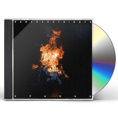 Sahara Hotnights SPARKS CD