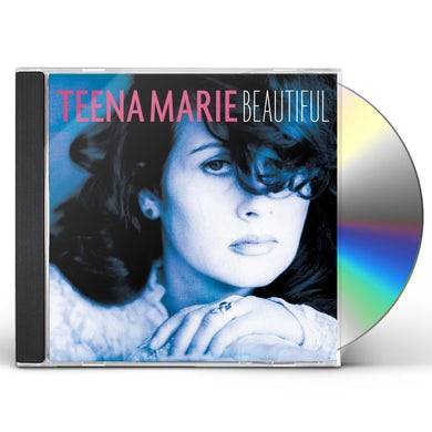 Teena Marie BEAUTIFUL CD