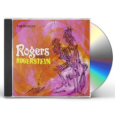 Tim Rogers ROGERS SINGS ROGERSTEIN CD