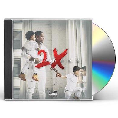 Lil Durk DURK 2X CD