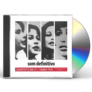 Quarteto Em Cy / Tamba Trio SOM DEFINITIVO CD