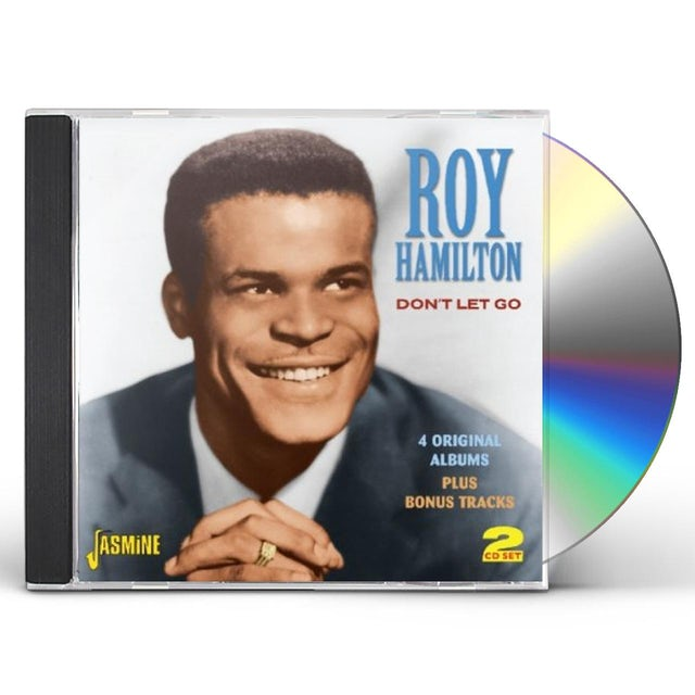 Roy Hamilton DON'T LET GO CD