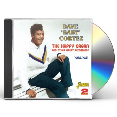 Dave Baby Cortez HAPPY ORGAN CD