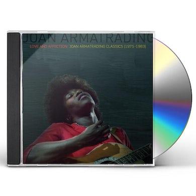 Joan Armatrading LOVE & AFFECTION: CLASSICS 1975-1983 CD