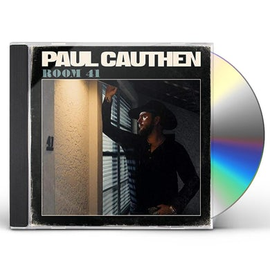 Paul Cauthen ROOM 41 CD
