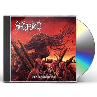 Smothered INEVITABLE END CD