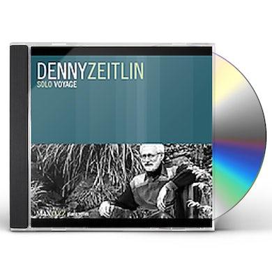Denny Zeitlin SOLO VOYAGE CD