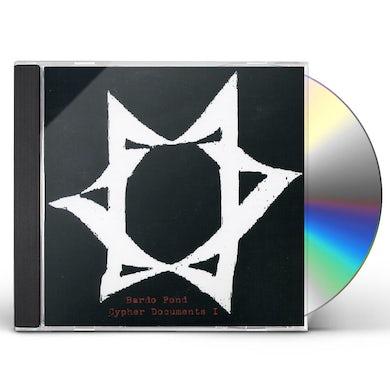 Bardo Pond CYPHER DOCUMENTS I CD