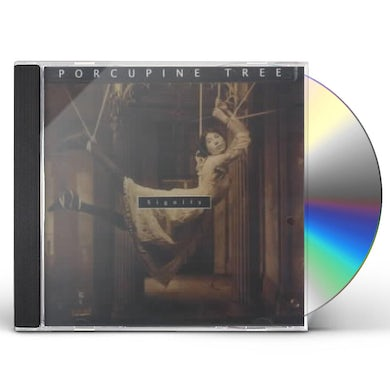 Porcupine Tree SIGNIFY CD
