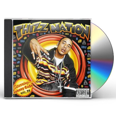 Mac Dre THIZZ NATION 11: JOHNNY CASH CD