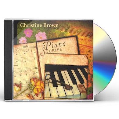 Christine Brown PIANO STORIES CD