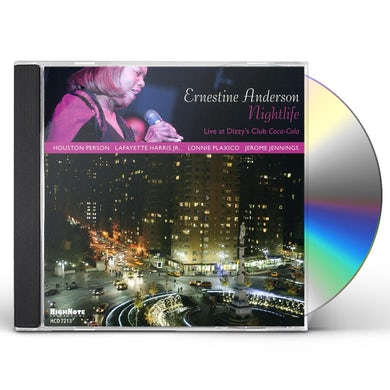 Ernestine Anderson NIGHTLIFE CD