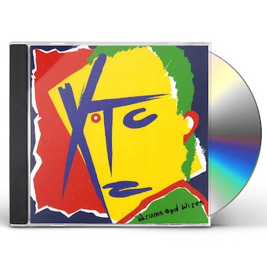 XTC DRUMS & WIRES CD