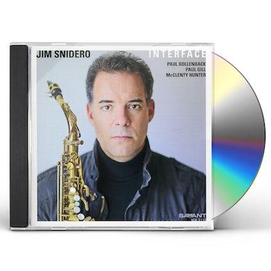 Jim Snidero INTERFACE CD