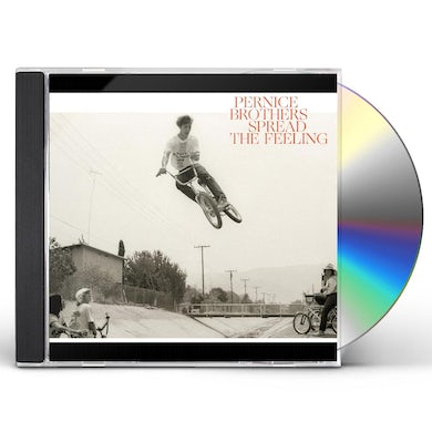 Pernice Brothers Spread The Feeling CD