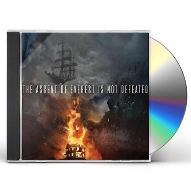 Ascent Of Everest IS NOT DEFEATED CD