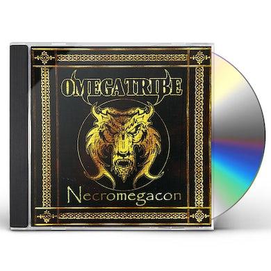 Omega Tribe NECROMEGACON CD