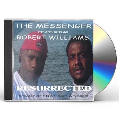 Messenger RESURRECTED CD