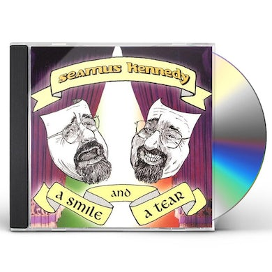 Seamus Kennedy SMILE AND TEAR CD