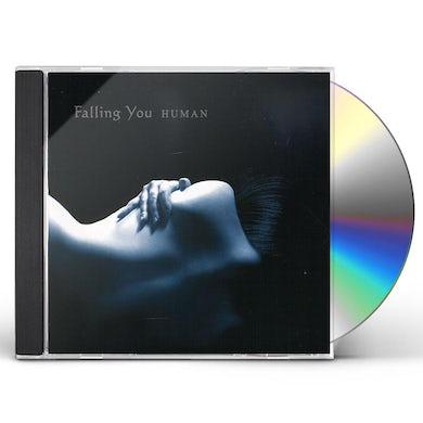 Falling You HUMAN CD
