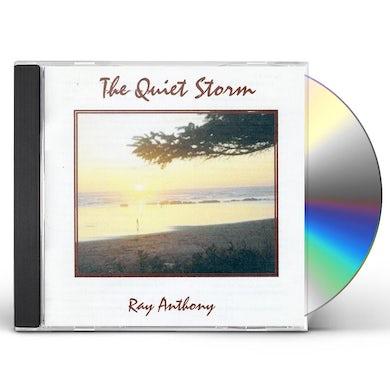 Ray Anthony QUIET STORM CD