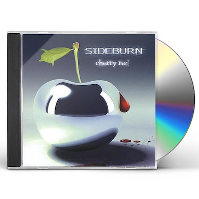 SIDEBURN CHERRY RED CD