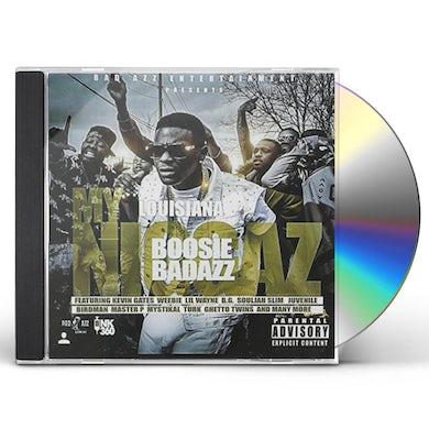Boosie Badazz MY NIGGAS CD