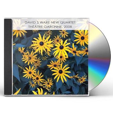 David S. Ware Theatre Garonne 2008 CD