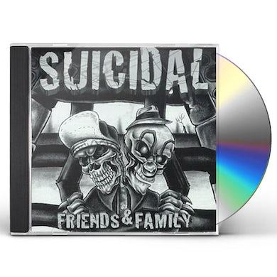 Suicidal Tendencies FRIENDS & FAMILY CD