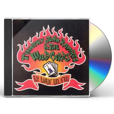 TJR RIP ROARIN' ROCK 'N' ROLL CD