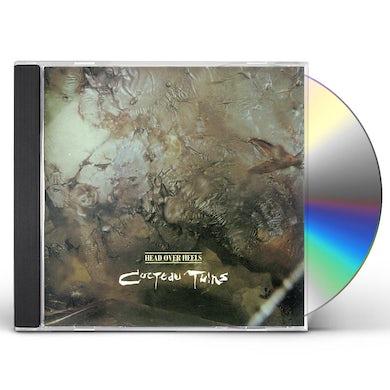 Cocteau Twins HEAD OVER HEELS CD