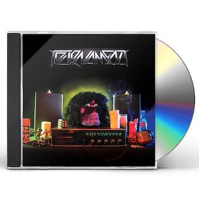 Tournament TEENAGE CREATURE CD
