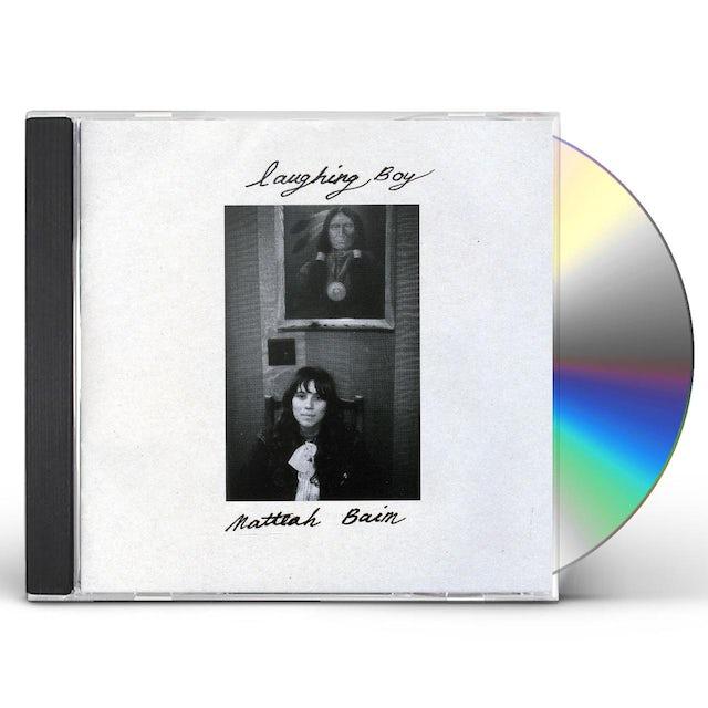 Matteah Baim LAUGHING BOY CD