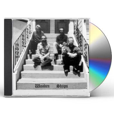 WOODEN SHJIPS CD