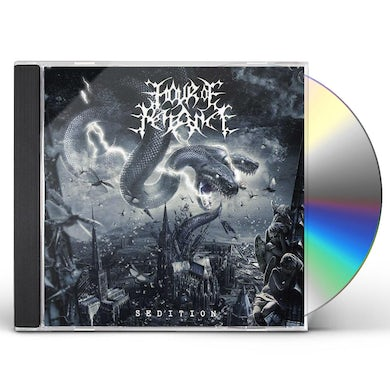 Hour Of Penance SEDITION CD