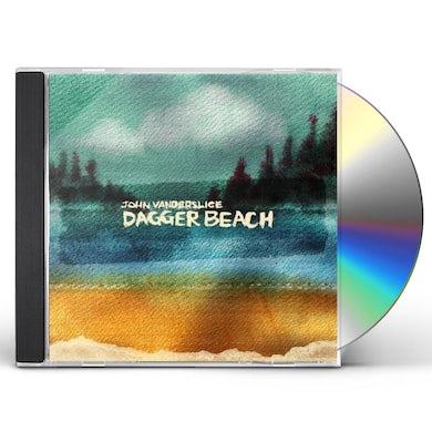 John Vanderslice DAGGER BEACH CD