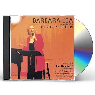 Barbara Lea MELODY LINGERS ON CD