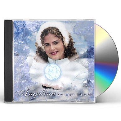 angelina MY GIFT TO YOU CD