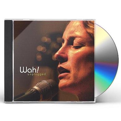Wah UNPLUGGED CD
