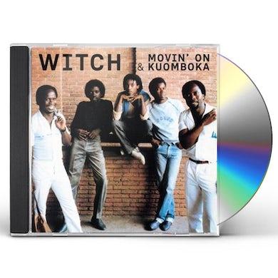 Witch MOVIN ON / KUOMBOKA CD