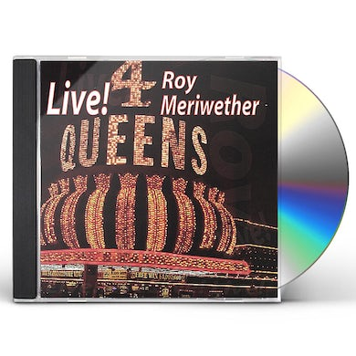 Roy Meriwether LIVE AT THE 4 QUEENS CD